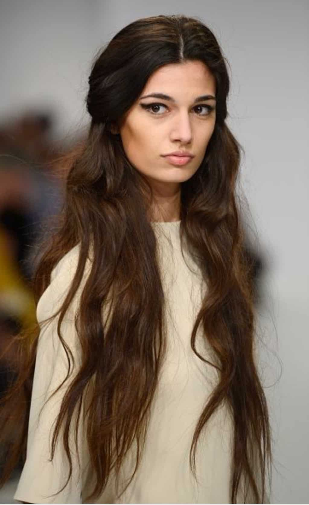 Consider, that hairstyles for long hair brunettes