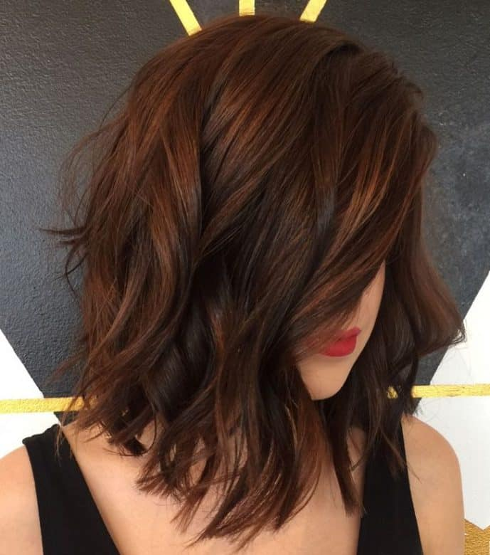 7 Long Choppy Bob Hairstyles To Bump Up Your Look