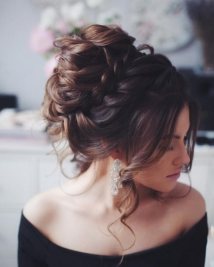 7 Classy Indian Hairstyle Ideas For Curly Hair Hairstylecamp