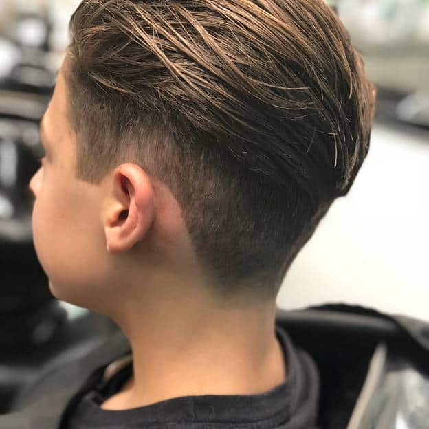 25 Manliest Long Hair Fade Haircuts To Copy Now 2020 Guide