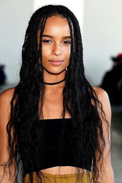 45 Tantalizing Long Hairstyles for Black Girls [2019]