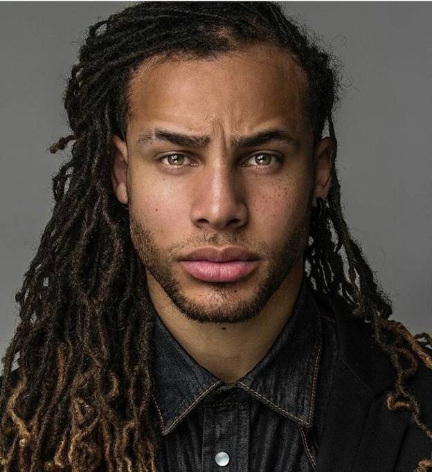 25 Totally Rad Long Hairstyles For Black Men Hairstylecamp