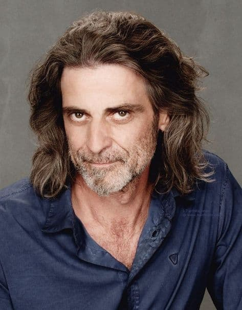 10 of The Coolest Long Hairstyles for Older Men