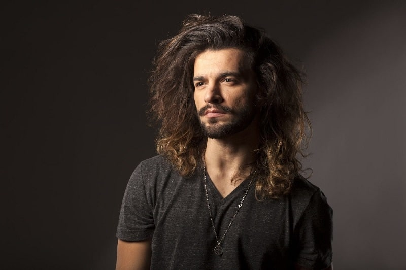 10 Kickass Long Hairstyles For Men With Thick Hair