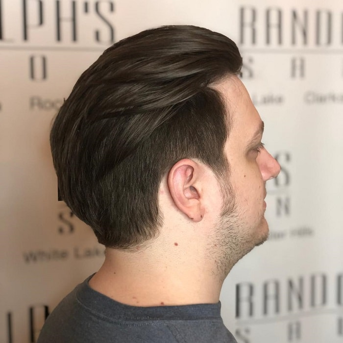 55 Exclusive Long Top Short Sides Hairstyles For Men 2020