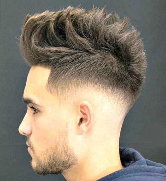15 Low Fade Mohawk Hairstyles Every Man Must Try