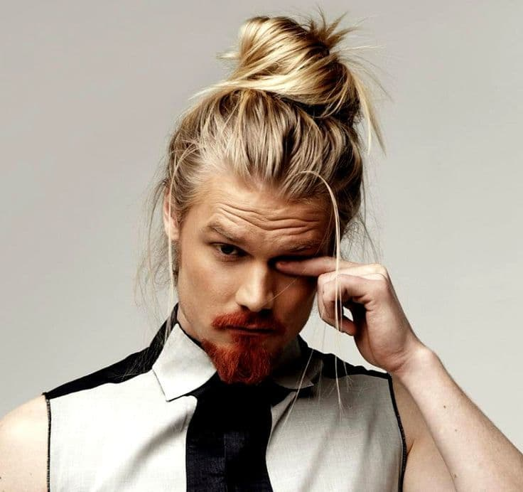 20 Man Bun Haircuts For The Stylish Guys Cool Men S Hair