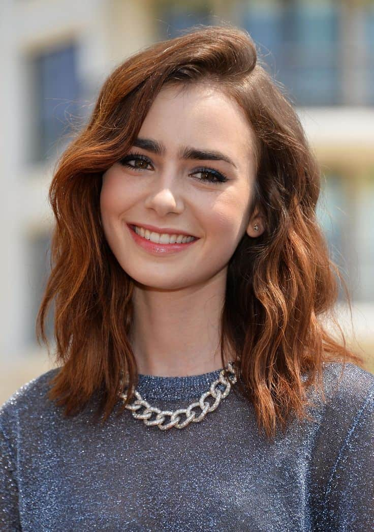 10 Ways To Style Your Medium Auburn Hair Color