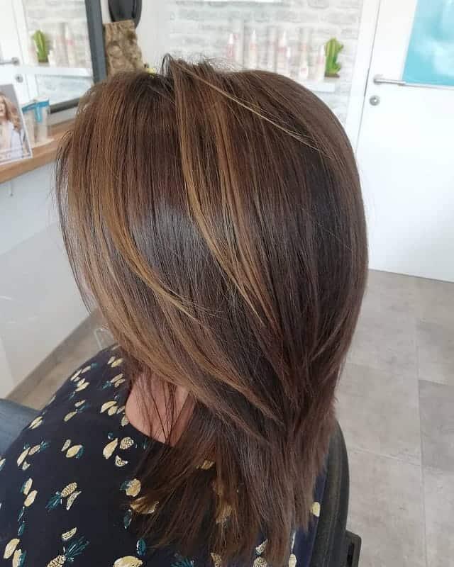 30 Glamorous Medium Brown Hair Colors For 2020
