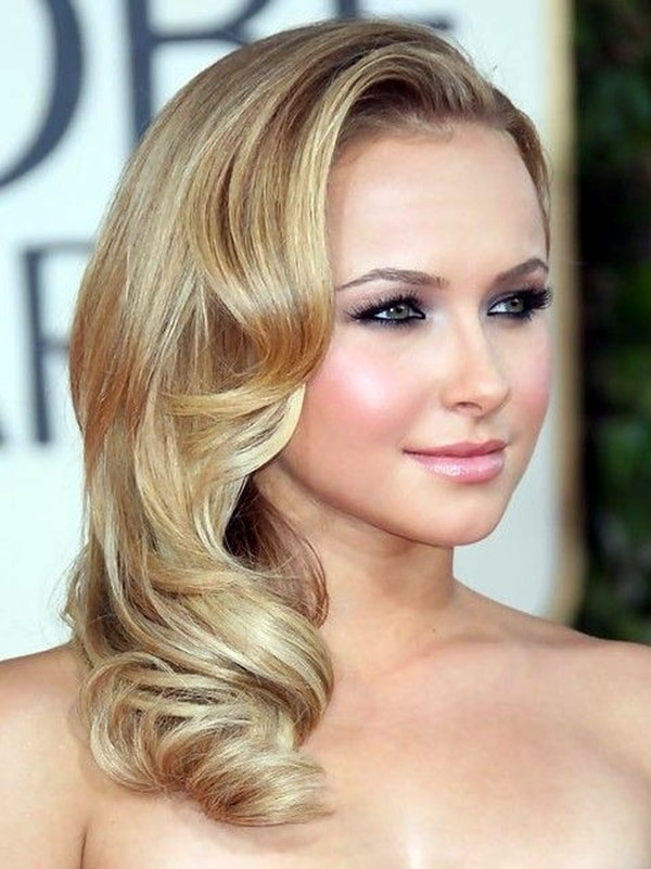 Formal Hairstyles Women Try Medium Hair
