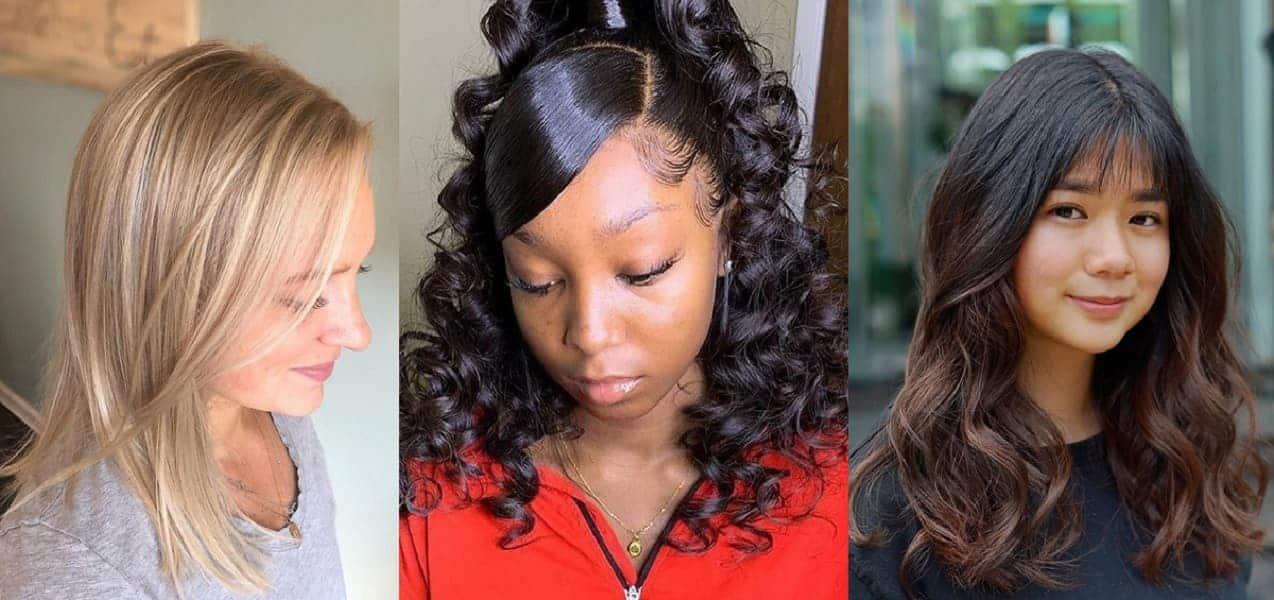 women's medium hairstyles