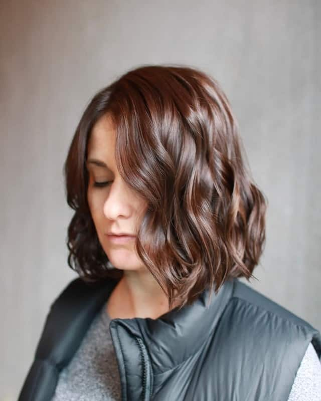 41 Standout Medium Hairstyles For Thick Hair 2020 Trends