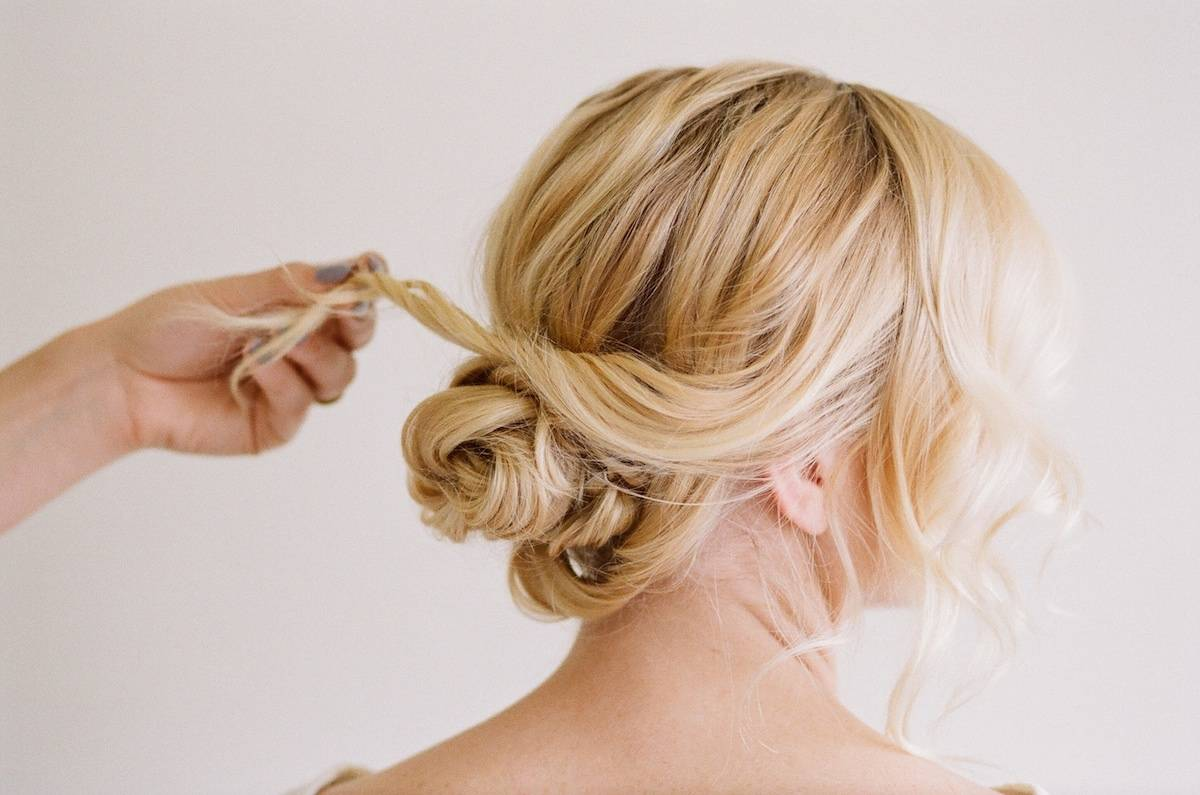 20 Magical Updos Dedicated To Medium Length Hair