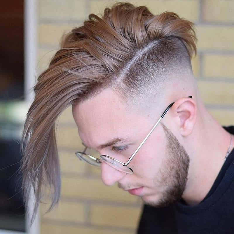 80 Men S Undercut Hairstyles To Grab Focus Instantly