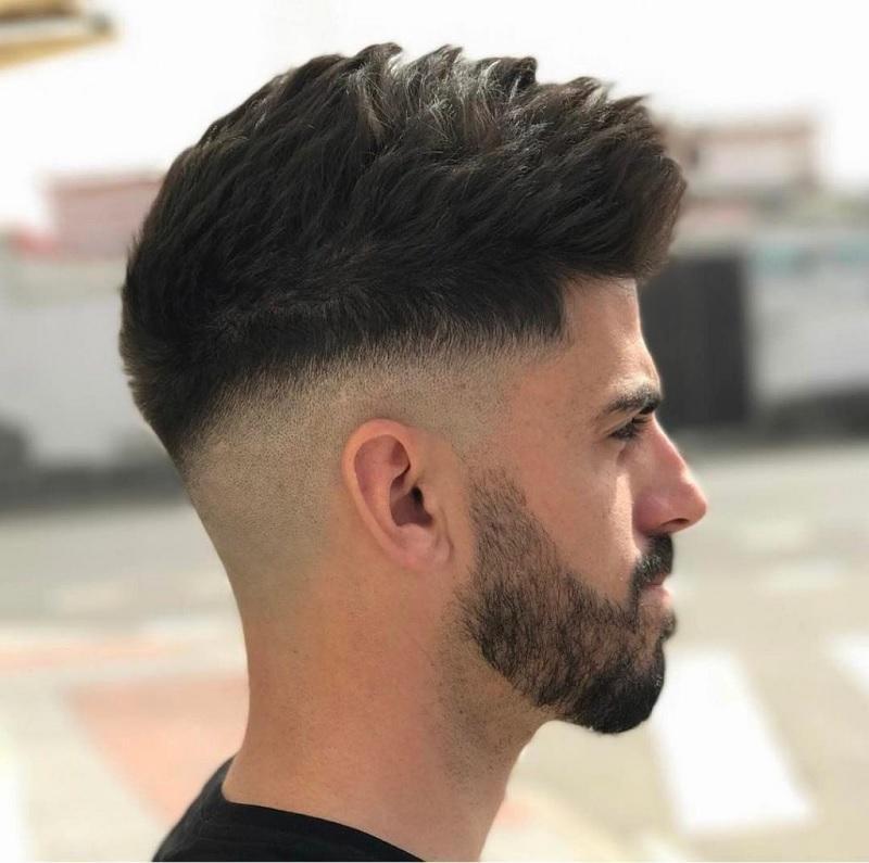12 Hottest Medium Undercut Hairstyles for Men Right Now