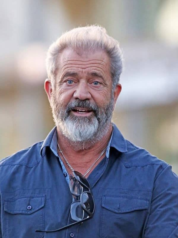 How To Copy Mel Gibson Beard Style 8 Easy Steps 2020
