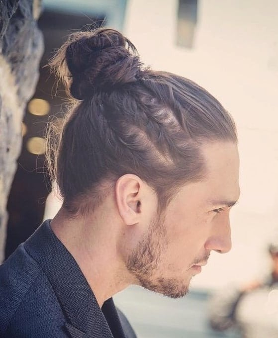 15 Kick-Ass French Braid Hairstyles for Men – HairstyleCamp