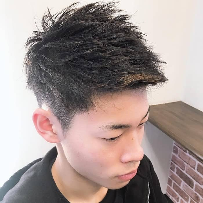 7 Of The Best Short Messy Hairstyles For Men