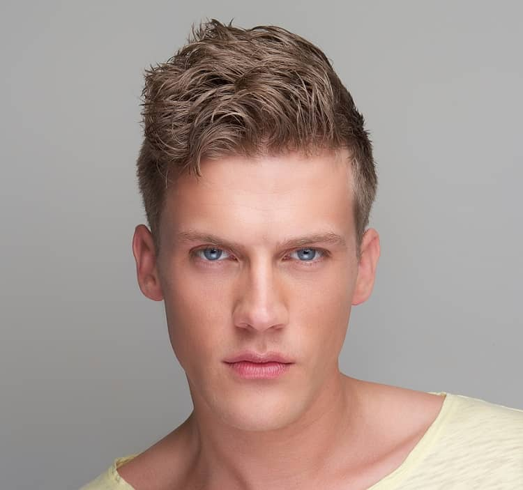 men's undercut hair