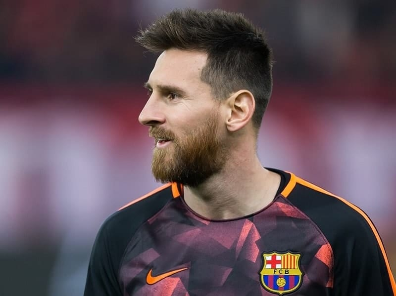 7 Lionel Messi Beard Styles That Drive People Crazy