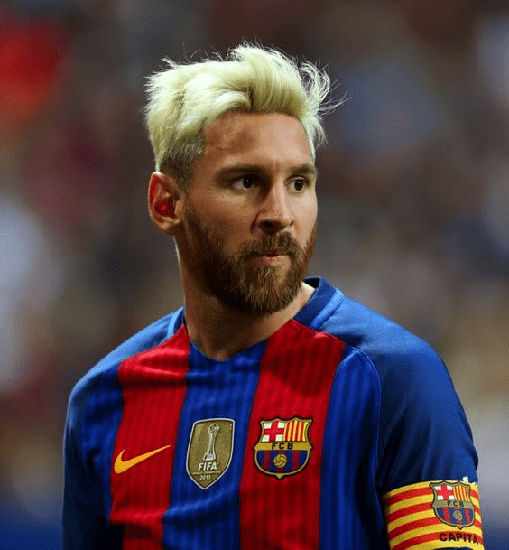Hope You Have Enjoyed These Cool Lionel Messi Hairstyles May Not Be The Best Footballer In World Like But Can Definitely Copy His