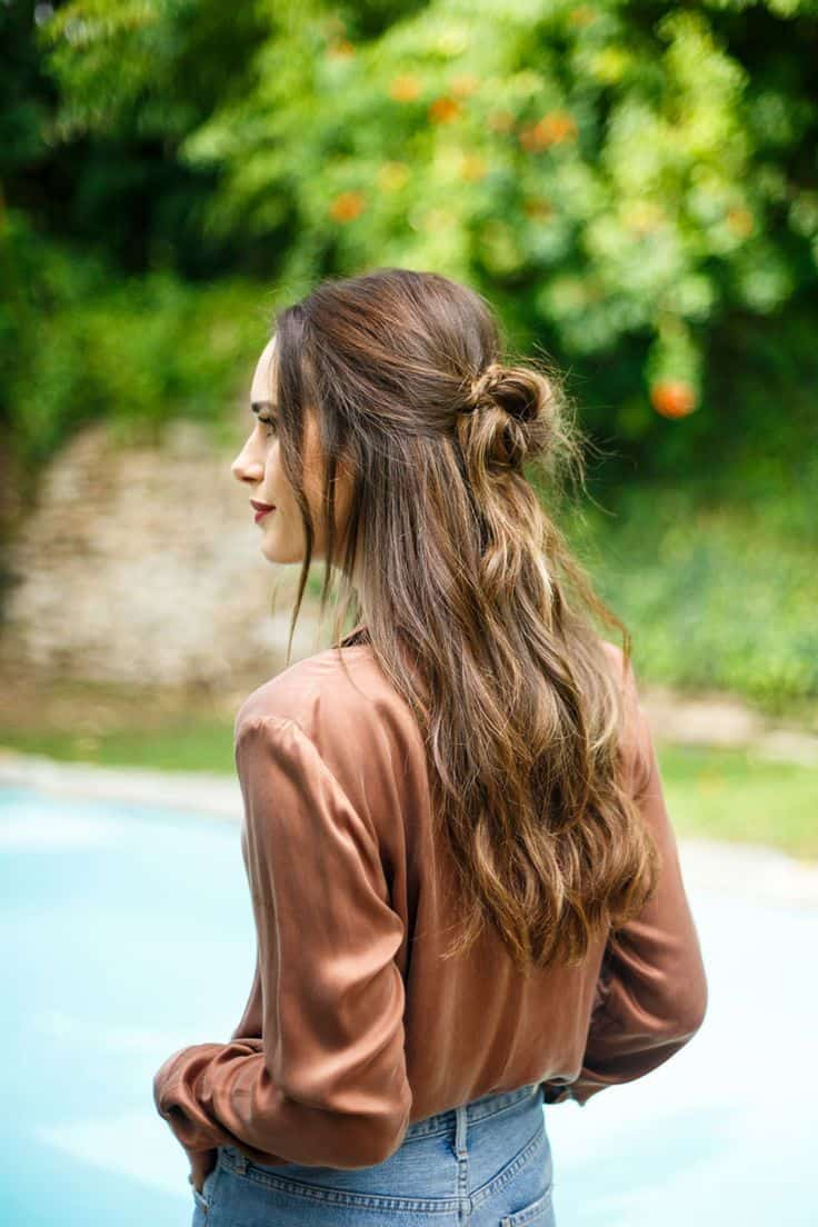 10 Easy Messy Bun Hairstyles You Can Try In A Minute