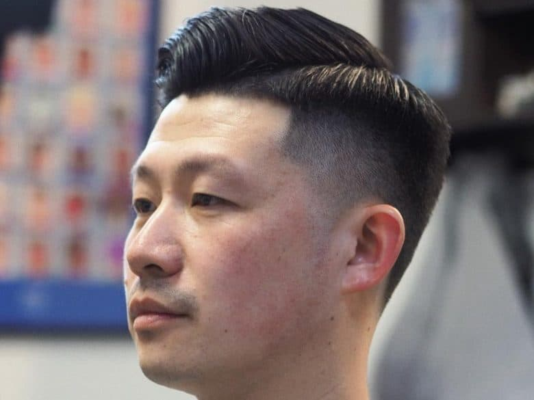 7 Comb Over Hairstyles With Mid Fade 2019 Guide