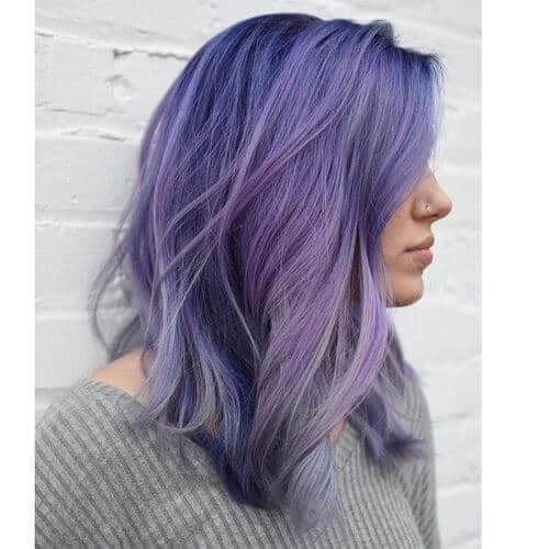If You Are Still Wondering Whether Should Use Blue And Purple Hair Colors For Your Take Another Look At The Above Options