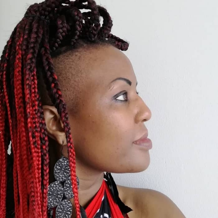40 Fashionable Mohawk Hairstyles for Black Women [2019 Updated]