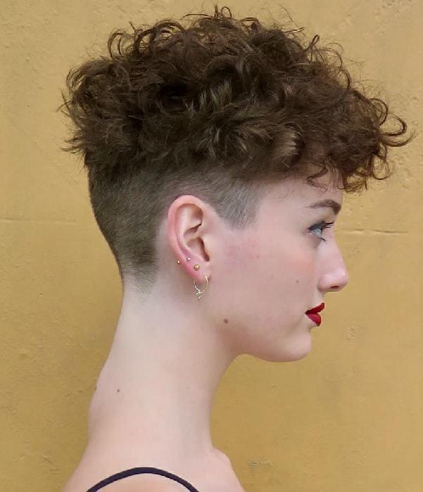 Mushroom Cut Hairstyle For Boy