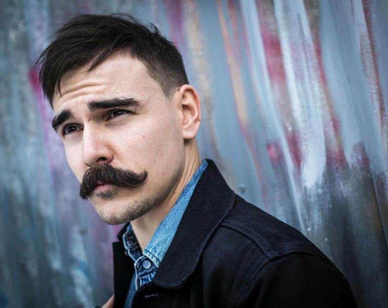 Astounding 10 Best Mustache Styles For Men 2020 Trends Schematic Wiring Diagrams Amerangerunnerswayorg