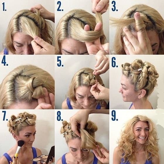 10 Ways To Get Natural Wavy Hair Overnight With Little Effort