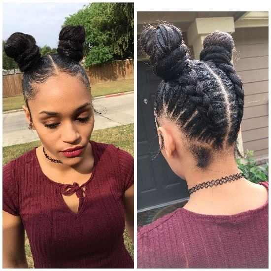 20 Gorgeous Nigerian Braided Hairstyles For Women
