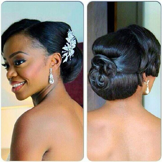 15 Classy Nigerian Wedding Hairstyles For Brides And Guests