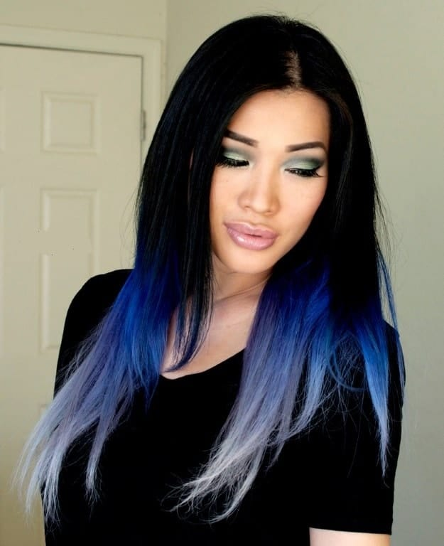 11 Ethereal Ombre Hairstyles For Girls With Dark Skin