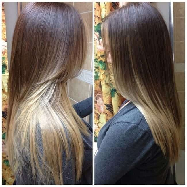40 Best Long And Straight Hair Ombre For 2021