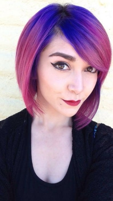30 Stunning Short Ombre Hair Ideas For 2020 Hairstylecamp