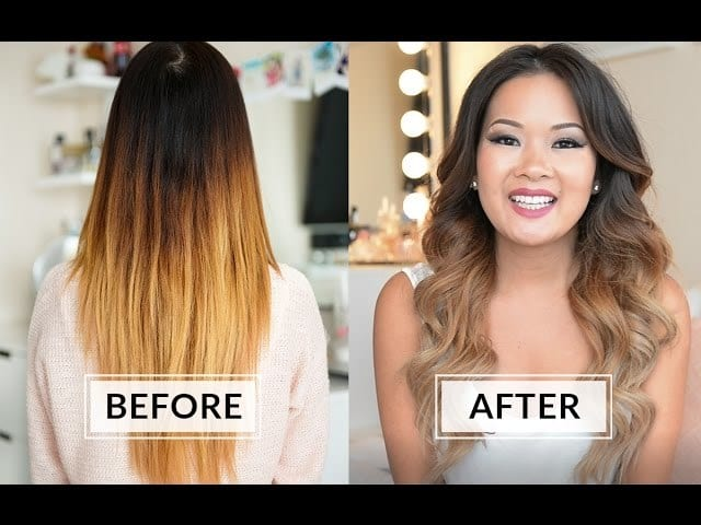 How to get orange out of blonde hair the right way orange to blonde hair urmus Choice Image