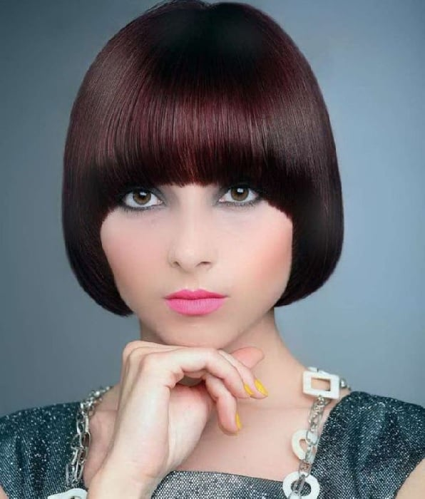 25 Best Pageboy Hairstyles for Women [September. 2018]