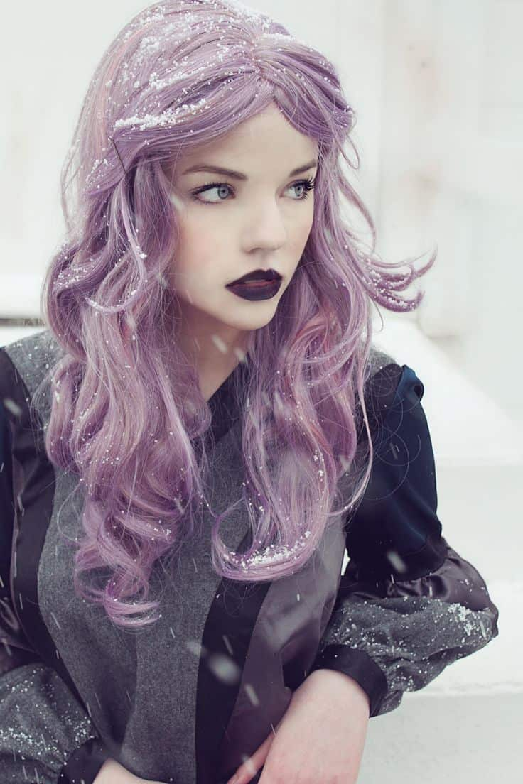 7 Long Pure Beach Waves Hairstyles