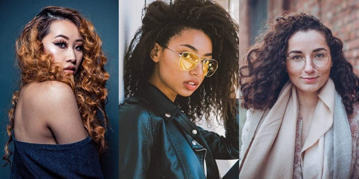 women's permed hairstyles