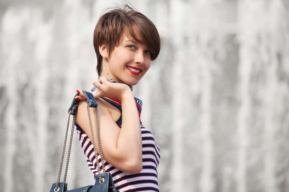 45 Stylish Pixie Cuts For Women With Thin Hair 2020