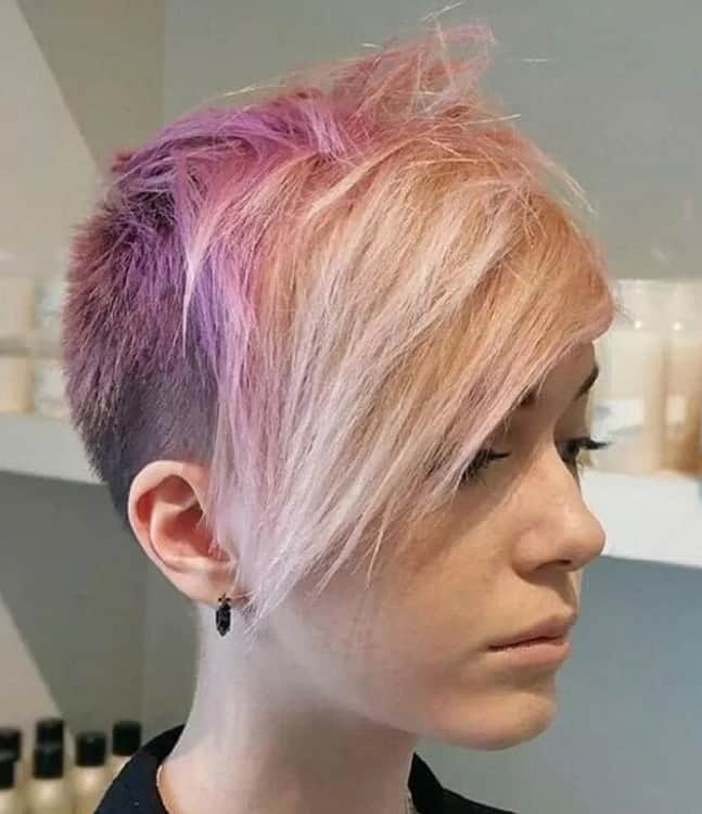 Pixie Cuts With Shaved Sides 12 Styling Ideas For 2020