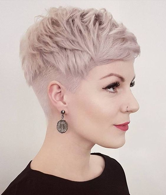 25 On Demand Thick Pixie Cuts For Women