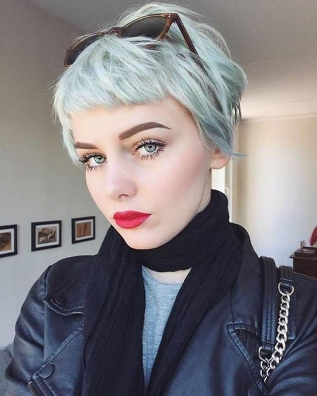 25 Of The Best Pixie Cuts To Try With Bangs Hairstylecamp