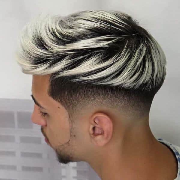 Mens Blonde Highlighted Hairstyles Hairstyles By Unixcode
