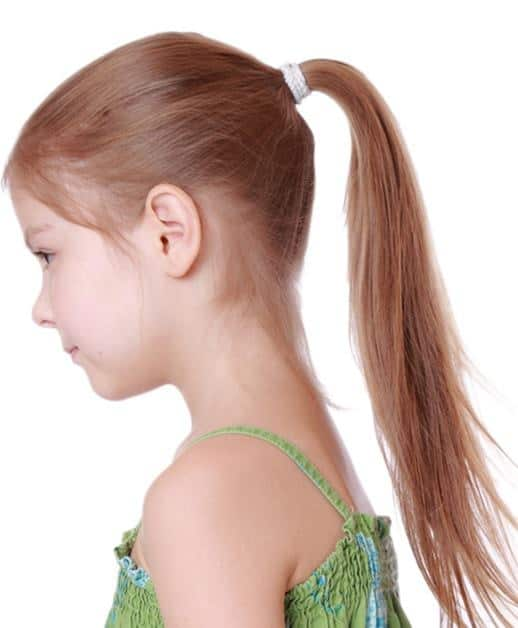 7 Delightful Ponytail Hairstyles For Your Little Girl Hairstylecamp