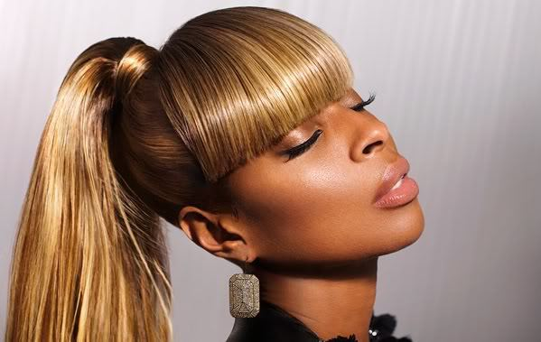 17 Unbeatable Weave Ponytail Hairstyles With Bangs 2019