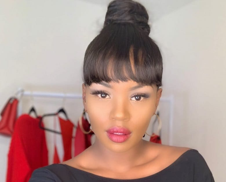 10 Fabulous Ponytail Hairstyles With Bangs For Black Women