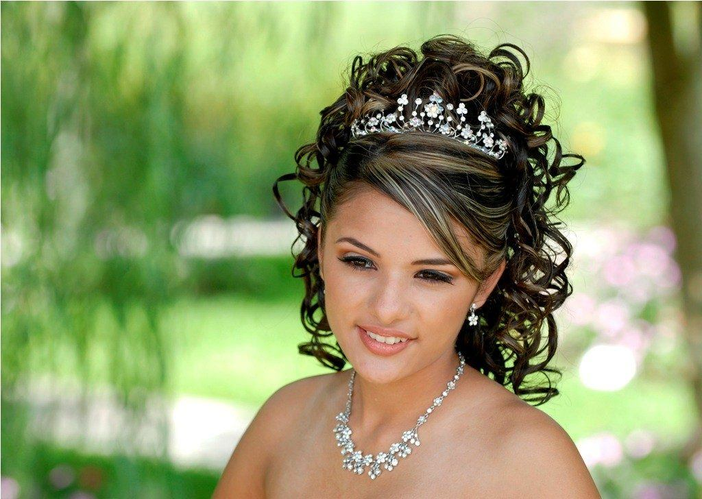 Terrific 25 Quinceanera Hairstyles You Always Dreamed Of Short Hairstyles Gunalazisus